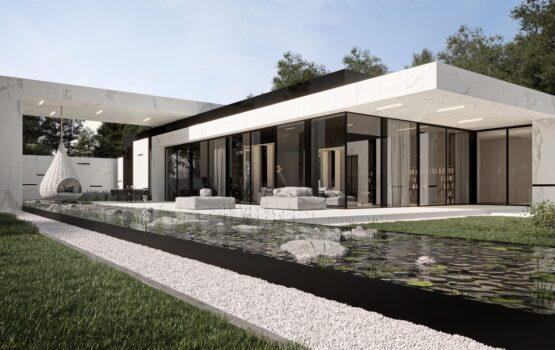 RE: BIANCO HOUSE – dom szyty na miarę od REFORM Architekt