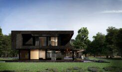 RE: NERO HOUSE – głęboka czerń w projekcie REFORM Architekt