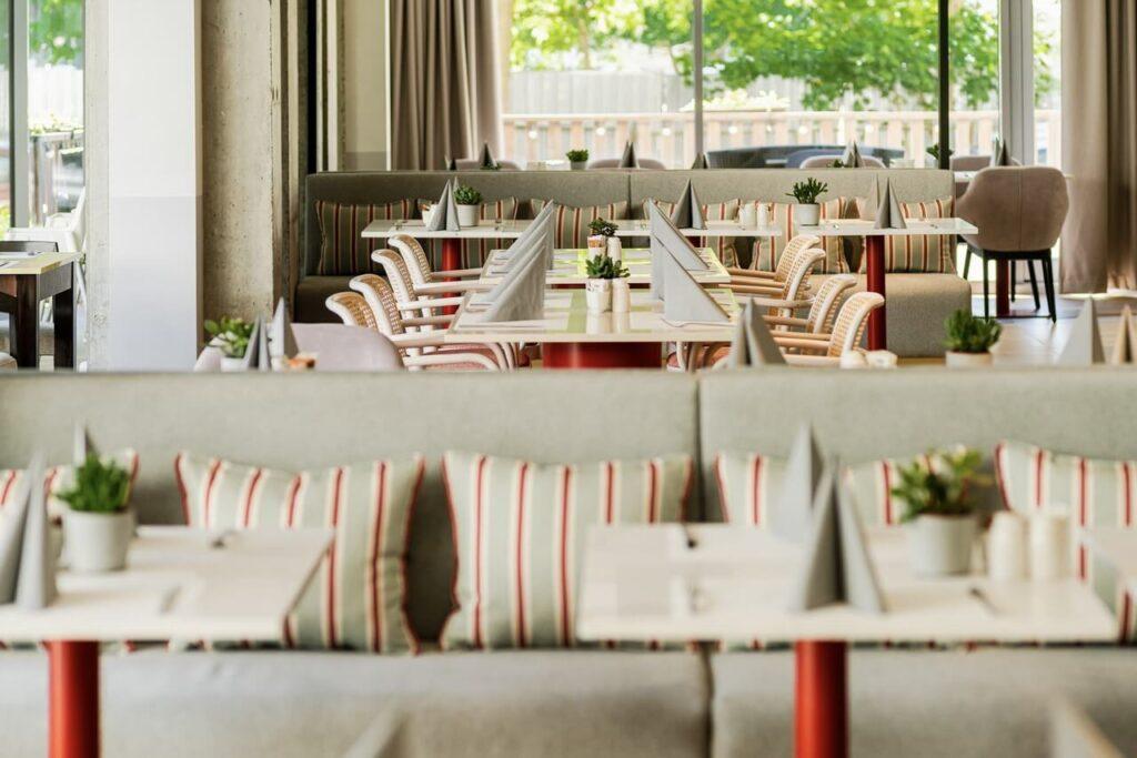 Restauracja w Royal Tulip Sand