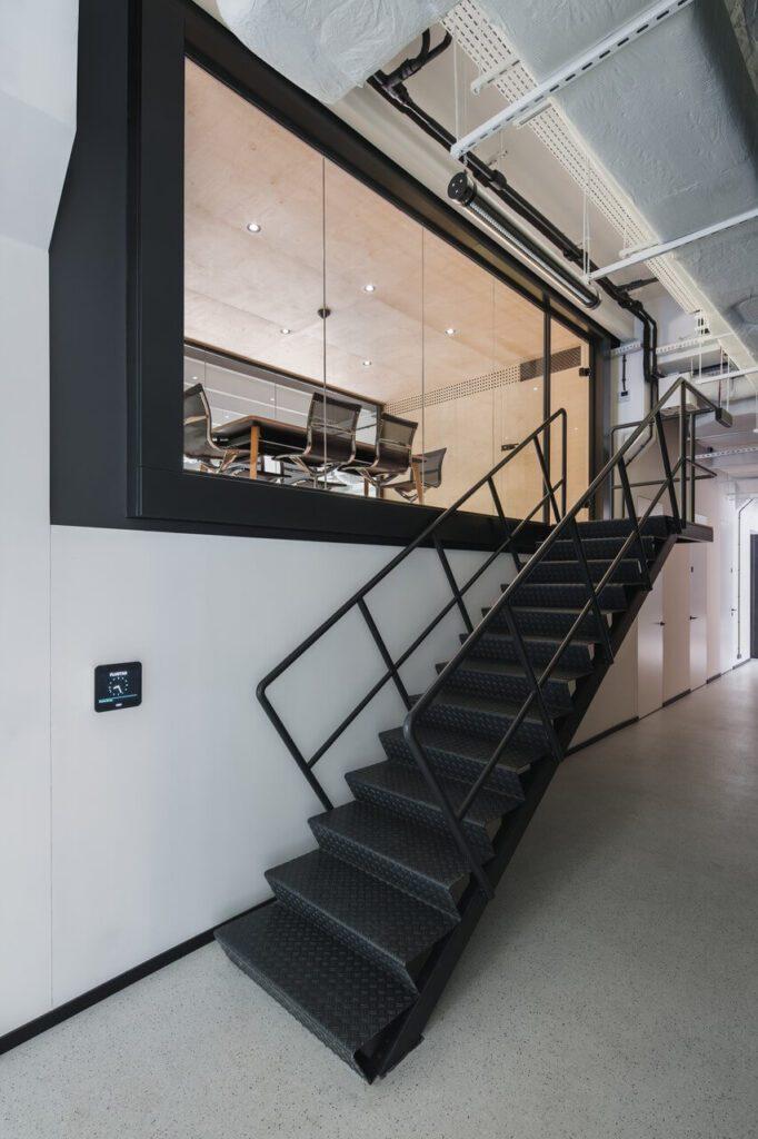 Biuro Red Bulla - wnętrze, które doda Ci skrzydeł!