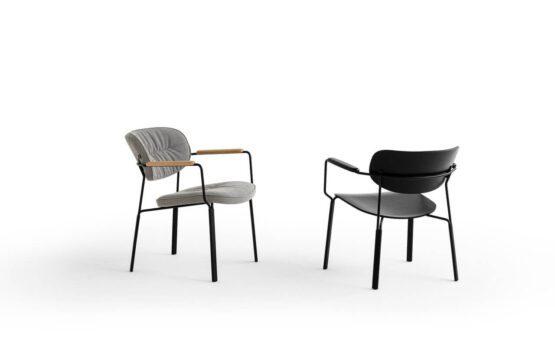 Algo – niewielki fotel projektu Nikodema Szpunara dla NOTI