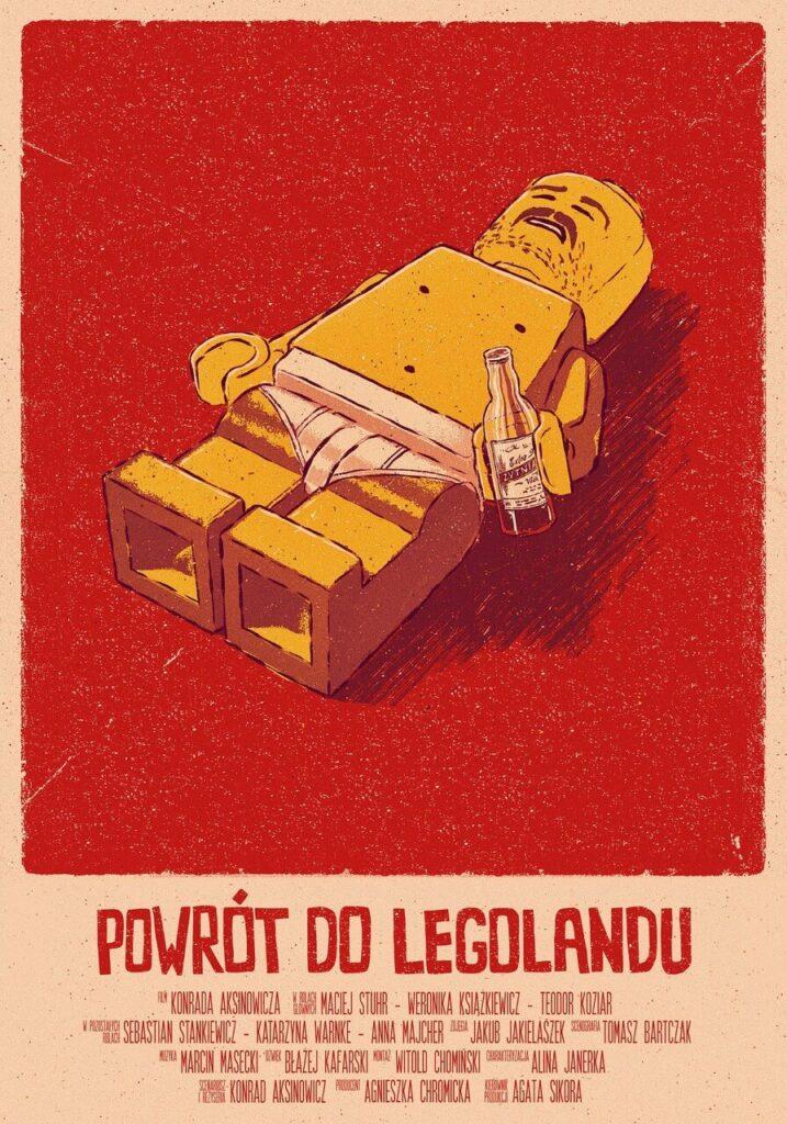 Bartosz Kosowski - ilustrator, którego docenił świat - Powrót do Legolandu