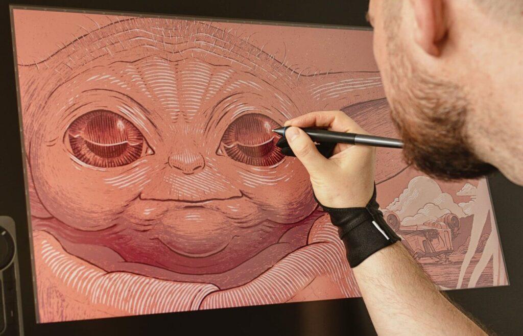Bartosz Kosowski - ilustrator, którego docenił świat