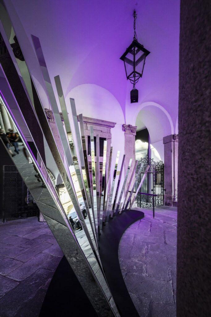 Brama transsensoryczna od network of architecture - foto AlexFilz