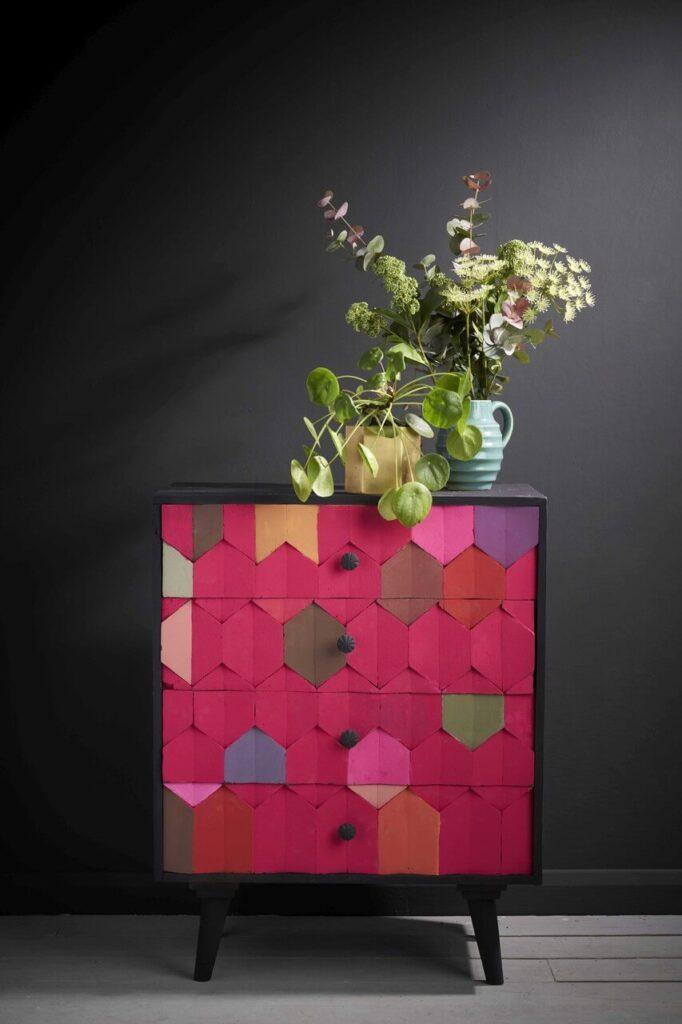 Capri Pink nowy kolor farb Chalk Paint™ Annie Sloan