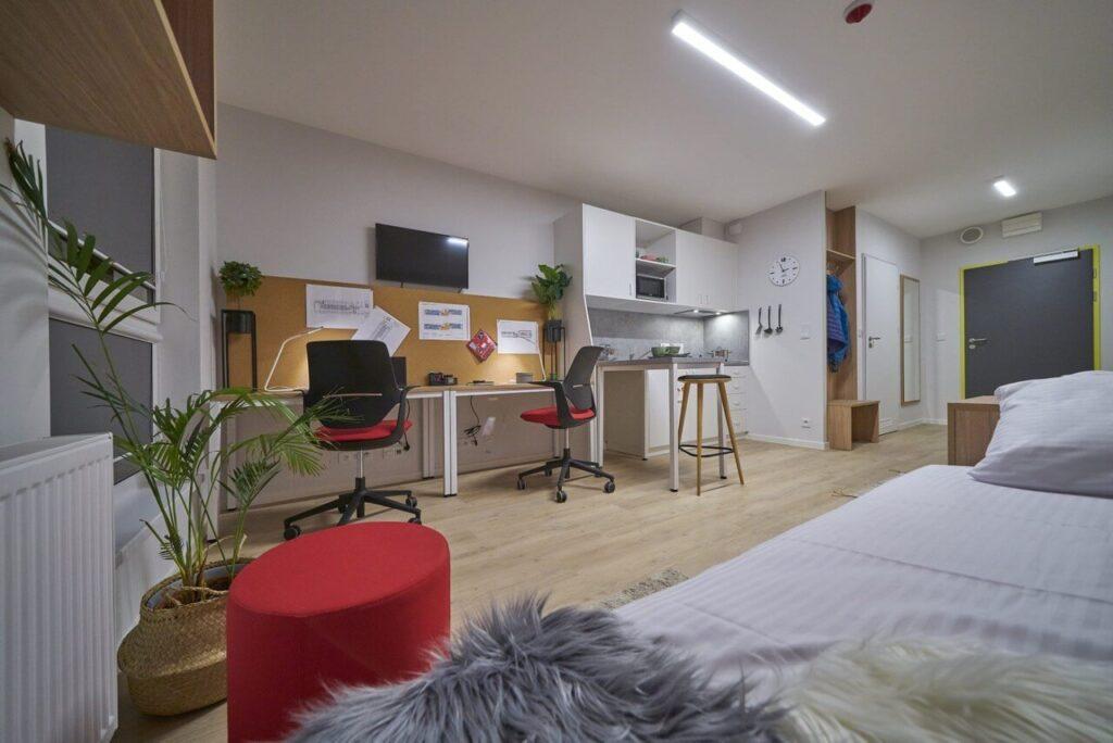 2-osobowe mieszkanie typu TWIN