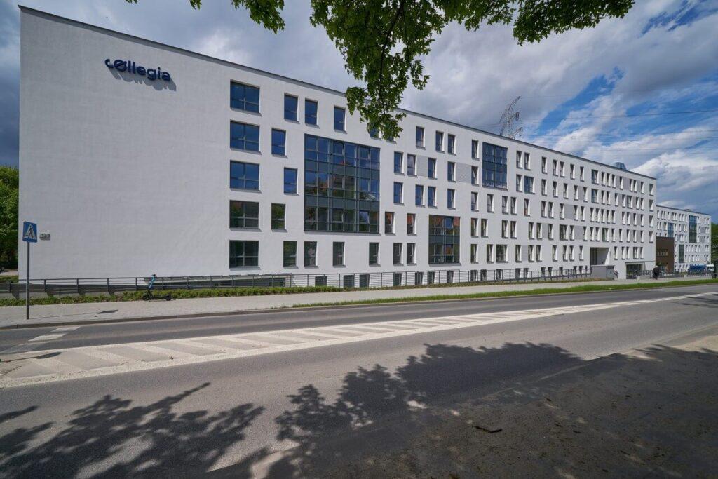 Collegia - sieć prywatnych akademików w Trójmieście