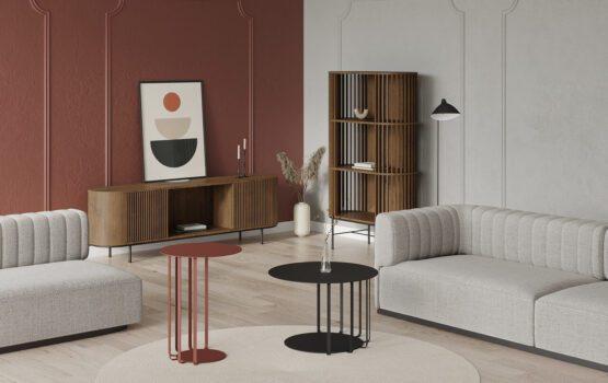 Kolekcja NASTRO od FONDU Furniture
