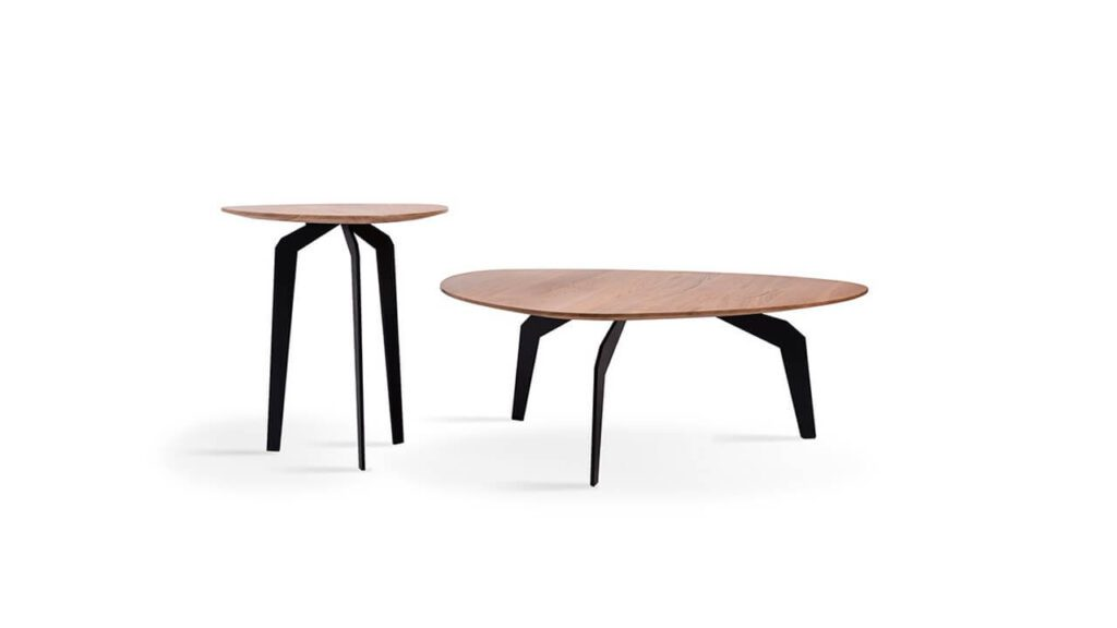 Kolekcja stolików FEZA od Nobonobo