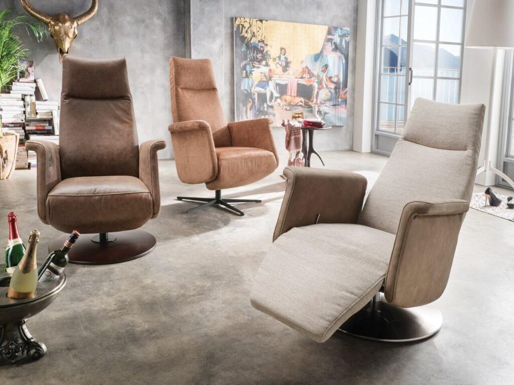 Livingroom - Conforto Calma