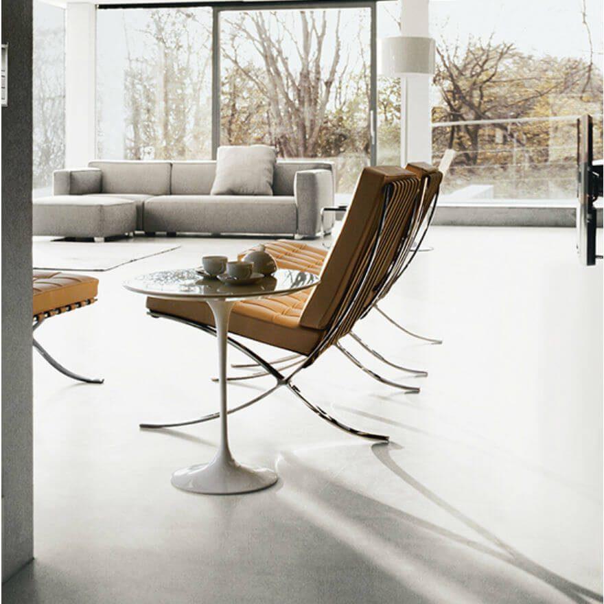 Ludwig Mies van der Rohe - Fotel Barcelona