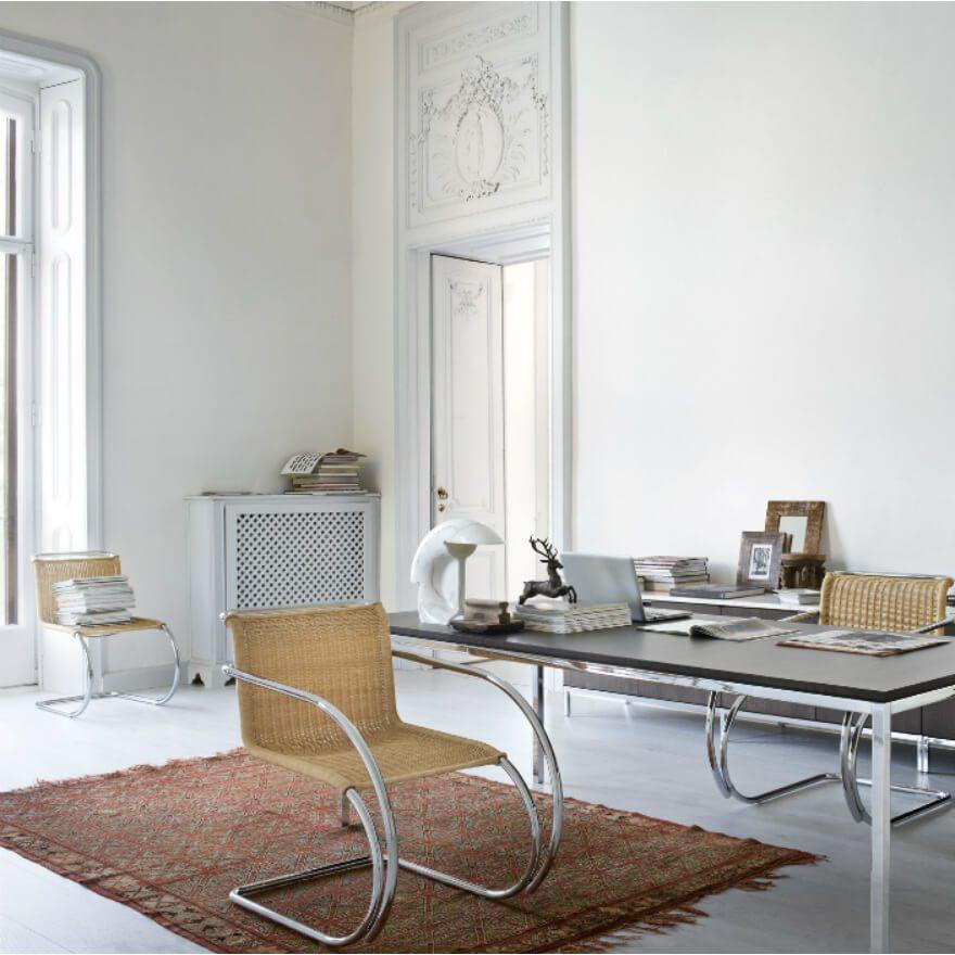 Ludwig Mies van der Rohe - Fotel MR