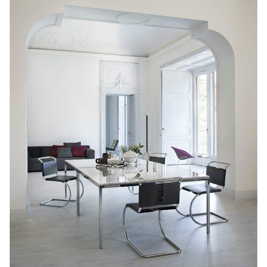 Ludwig Mies van der Rohe - Krzesło MR