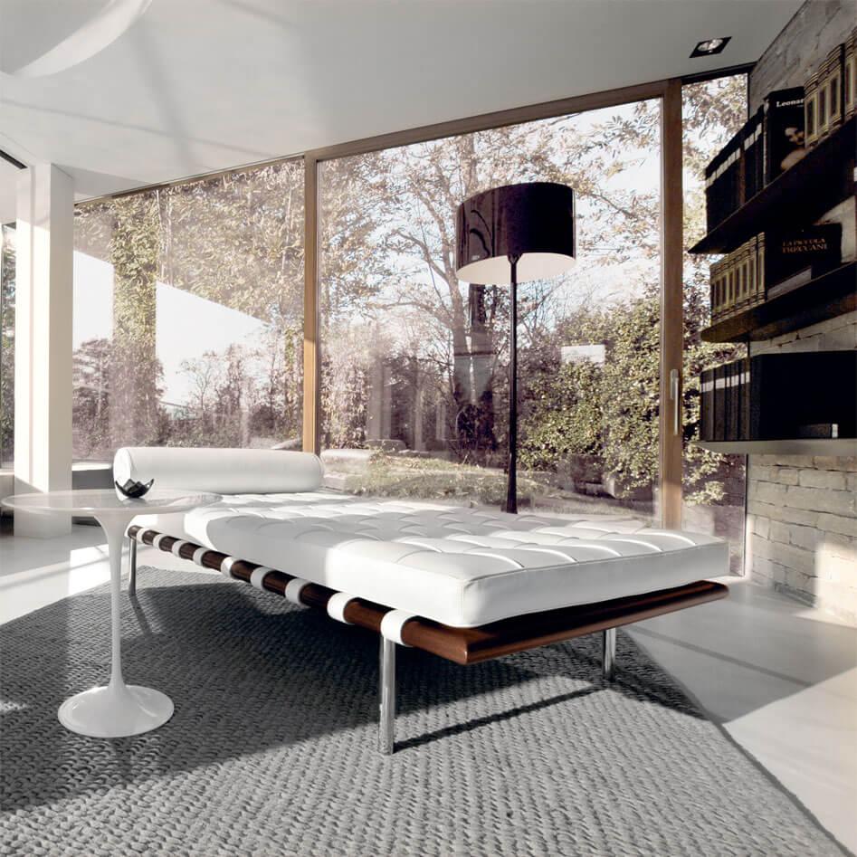 Ludwig Mies van der Rohe - Sofa Barcelona