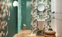 Modna łazienka – kolekcje płytek ceramicznych marki Domino