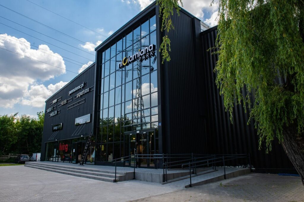 Niciarniana Park, czyli pierwsza galeria wnętrz w Łodzi