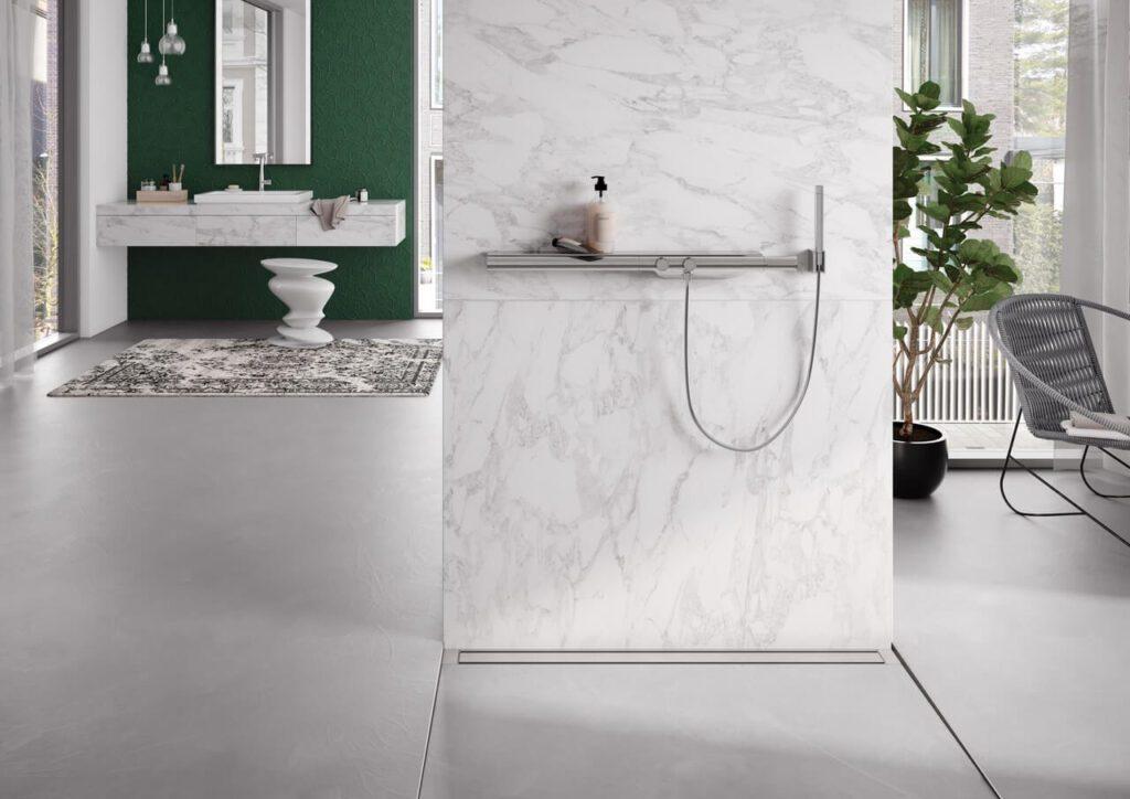 Odpływ liniowy – stawiamy na łazienkę bez barier - TECE