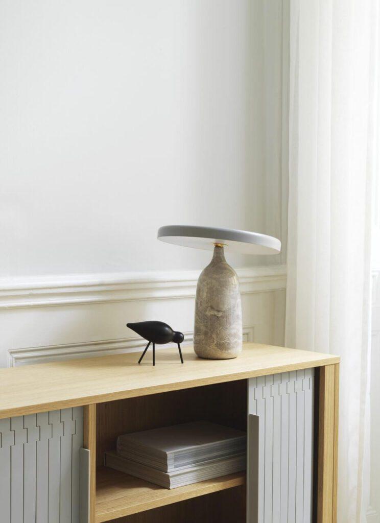 Lampa stołowa Eddy Normann Copenhagen