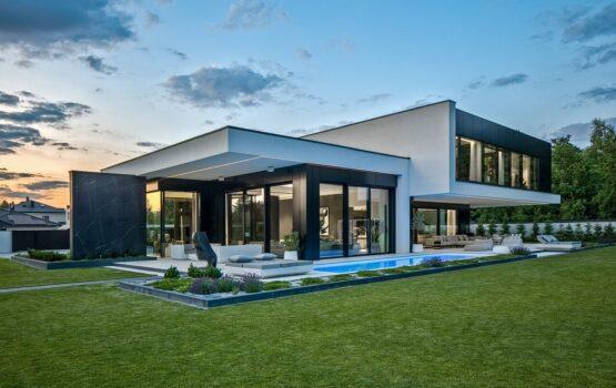 RE: PERFECT HOUSE projektu REFORM Architekt