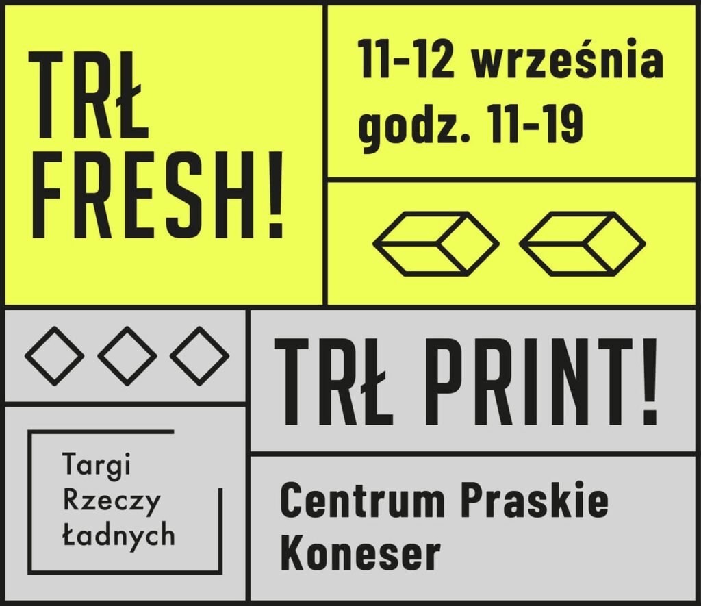 TRŁ FRESH - polski design znów w Warszawie