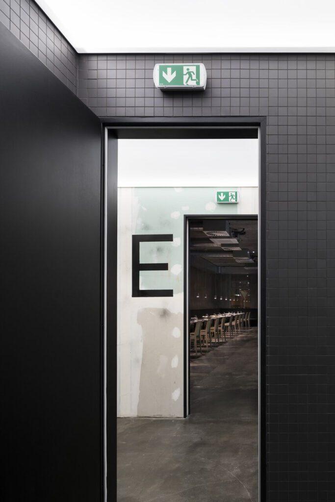 The Eatery - czeskie bistro projektu NEUHÄUSL HUNAL - foto Studio Flusser