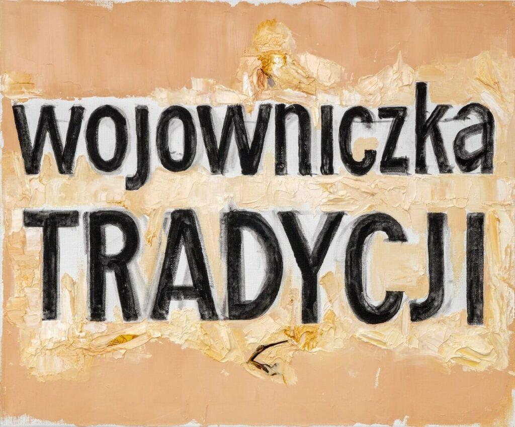 Jadwiga Sawicka - Wojowniczka tradycji