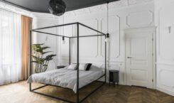 110-metrowy apartament w Warszawie – historia i sztuka nowoczesna
