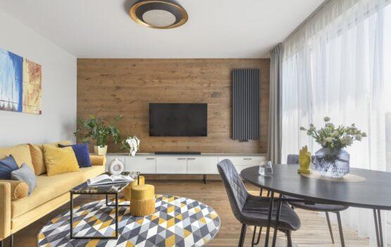 95-metrowe mieszkanie na Osiedlu Wilno na Targówku