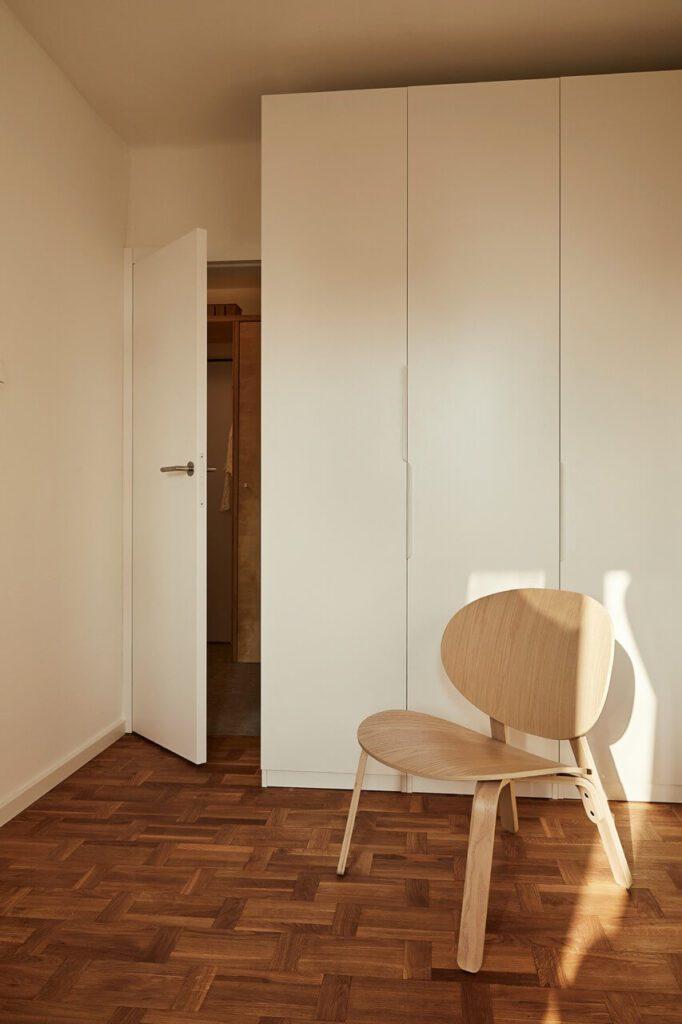 JAM KOLEKTYW i metamorfoza mieszkania dla studentów - foto Jola Skóra