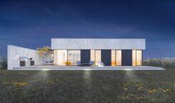 Light House – bezpieczne schronienie od 3DPROJEKT ARCHITEKTURA
