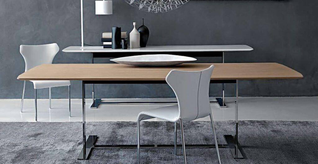 Meble od B&B Italia – esencja włoskiego designu- Stół Eileen