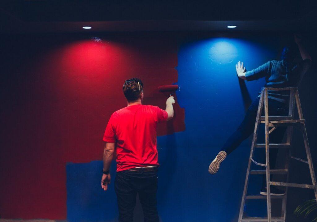 Jak malować ściany - porady i inspiracje w 7 krokach - Neonbrand - Unsplash