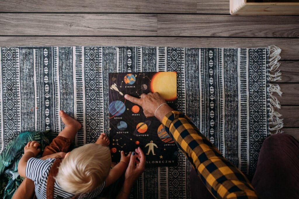 miwoodo - Interaktywny plakat AR z Ukladem Slonecznym